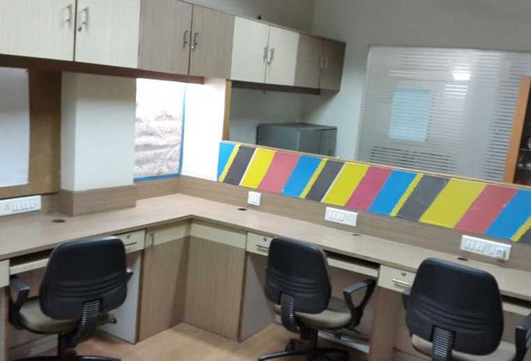 Office for rent in FC Road Pune